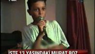 Murat Boz'un 13 Yaşındaki Görüntülerini İzle
